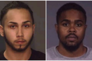 Enrique Foote, Octavious Profit and William Burgess, all from The Bronx - Arrested for Gang-Assault of Street Vendor
