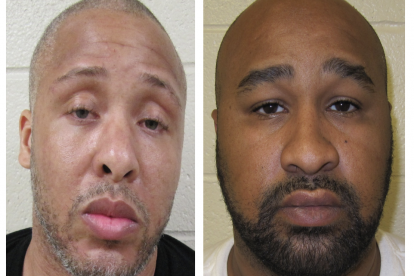 Brothers Tyrone and Travis Goins-Burglars-Photo BCPO