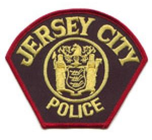 Jersey City Police Dept badge