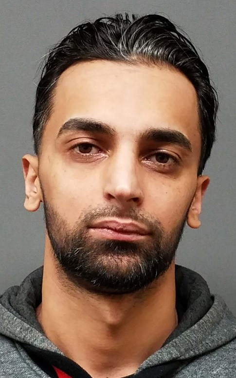 Mohamad Khalaifeh of Paterson Fraud Arrest-Photo BCPO
