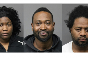 Sashagaye Brown, Kevin Marsh, and Dale Smart Arrested for Distributing CDS - Photo BCPO