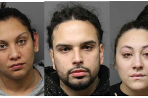 Samuel Irizarry, Jenece Miranda and Alma Rivera Caught Dealing with Cocaine – Photo BCPO