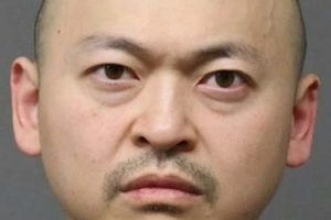 John P. Huang of Paramus Charged Aggravated Sexual Assault - Photo BCPO