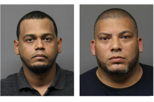 Juan Mateo-Terrero and Richard Almonte - Money Laundering - Photo BCPO
